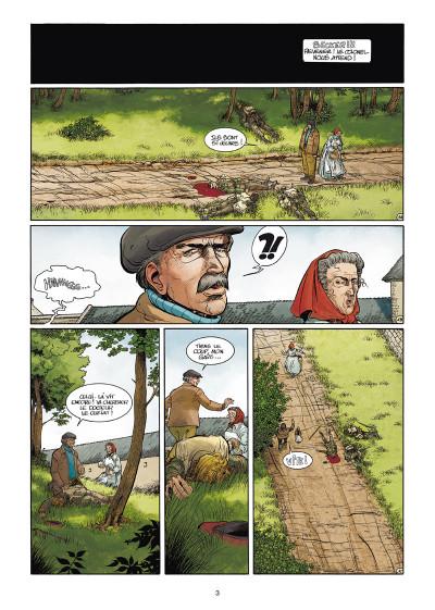Page 1 Les Échappés tome 2