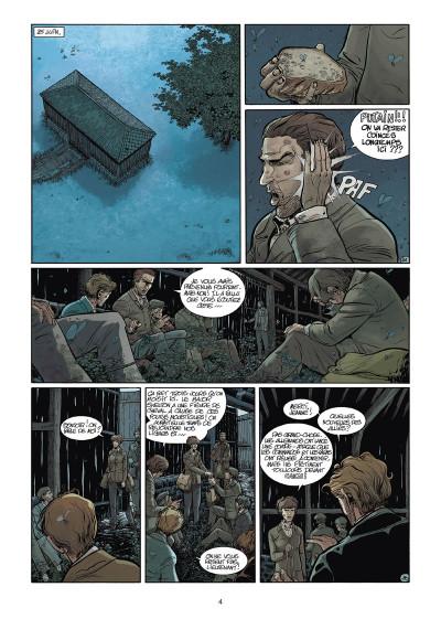 Page 2 Les Échappés tome 2