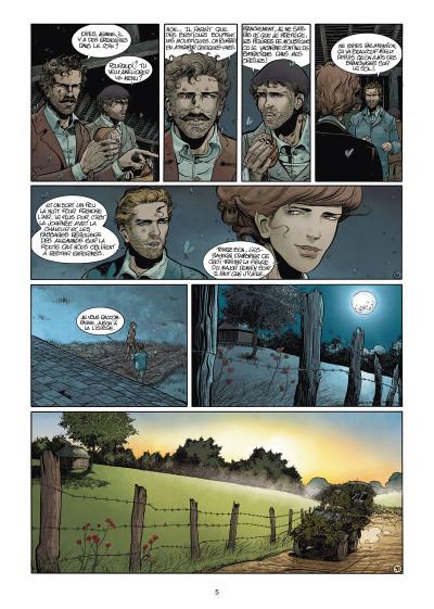 Page 3 Les Échappés tome 2