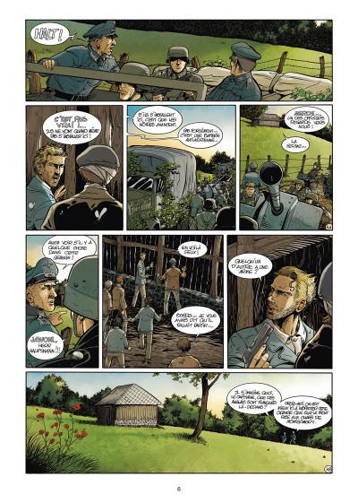 Page 4 Les Échappés tome 2