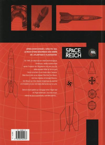 Dos Wunderwaffen présente Space Reich tome 1
