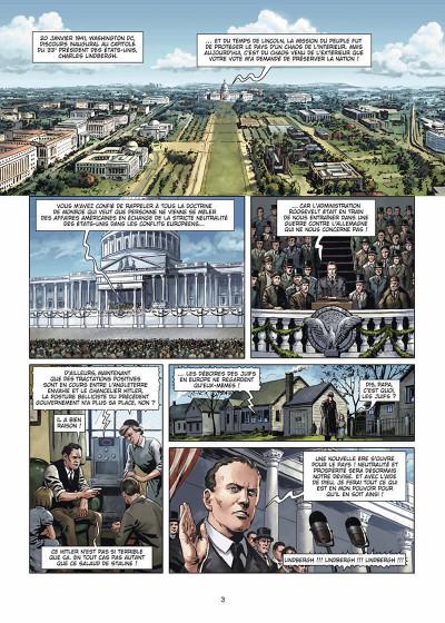 Page 4 Wunderwaffen présente Space Reich tome 1