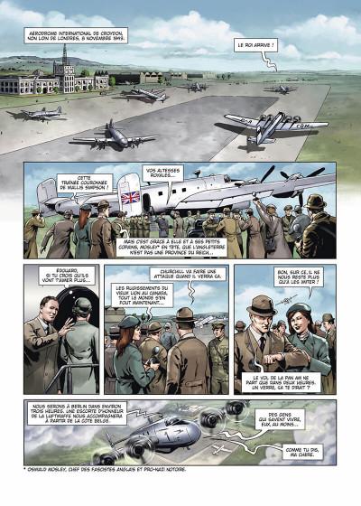 Page 5 Wunderwaffen présente Space Reich tome 1