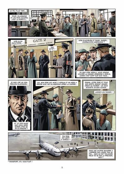 Page 6 Wunderwaffen présente Space Reich tome 1