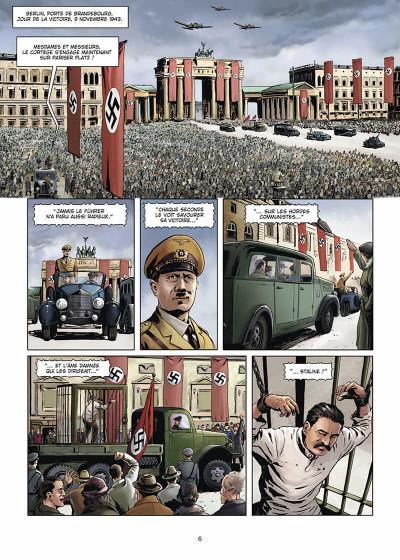 Page 7 Wunderwaffen présente Space Reich tome 1