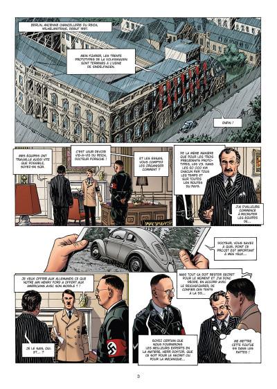 Page 1 Voitures de légende tome 3