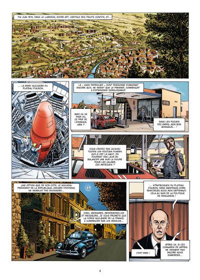 Page 2 Voitures de légende tome 3