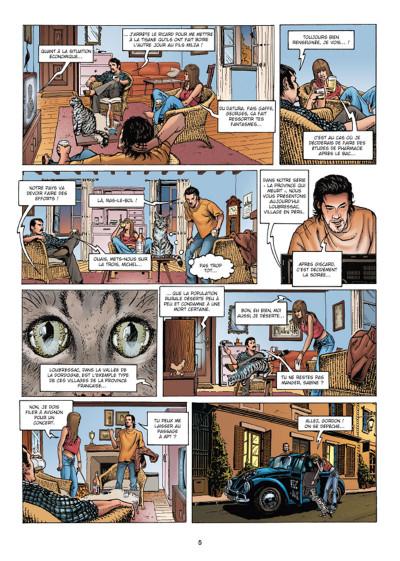 Page 3 Voitures de légende tome 3
