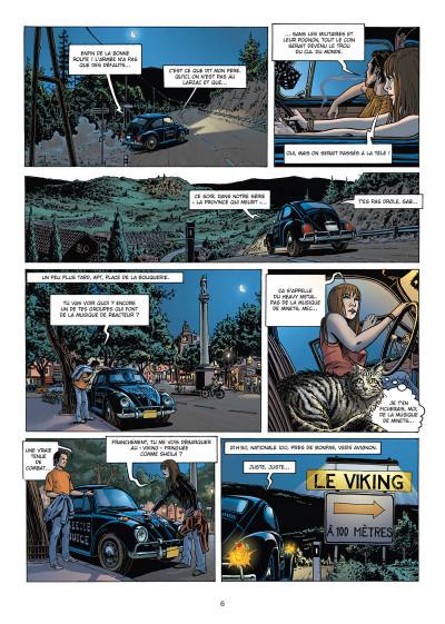 Page 4 Voitures de légende tome 3