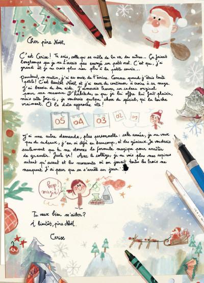 Page 1 Les carnets de Cerise tome 3