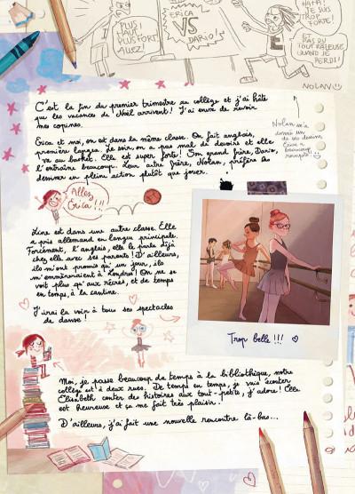 Page 2 Les carnets de Cerise tome 3