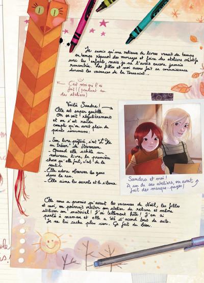 Page 3 Les carnets de Cerise tome 3