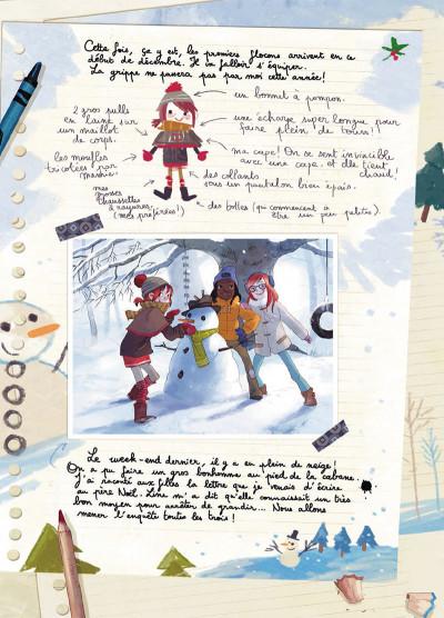 Page 4 Les carnets de Cerise tome 3