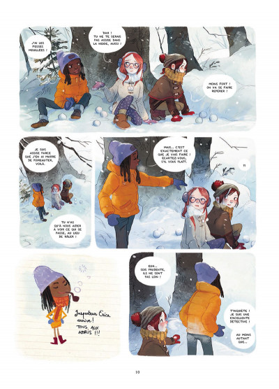 Page 6 Les carnets de Cerise tome 3