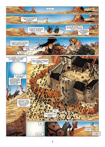 Page 1 La Geste des Chevaliers dragons tome 19