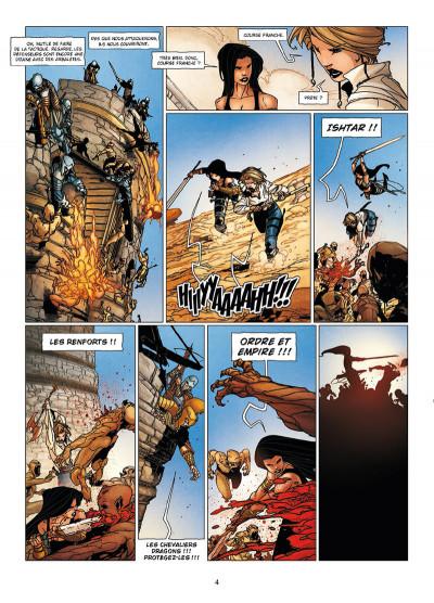 Page 2 La Geste des Chevaliers dragons tome 19