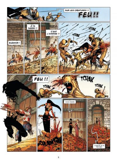 Page 3 La Geste des Chevaliers dragons tome 19