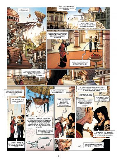 Page 4 La Geste des Chevaliers dragons tome 19