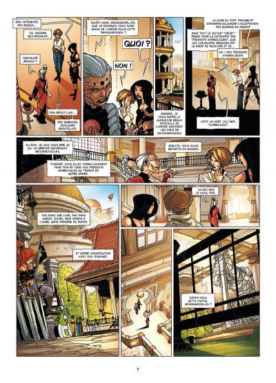 Page 5 La Geste des Chevaliers dragons tome 19