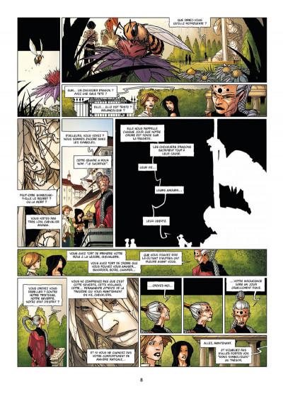 Page 6 La Geste des Chevaliers dragons tome 19