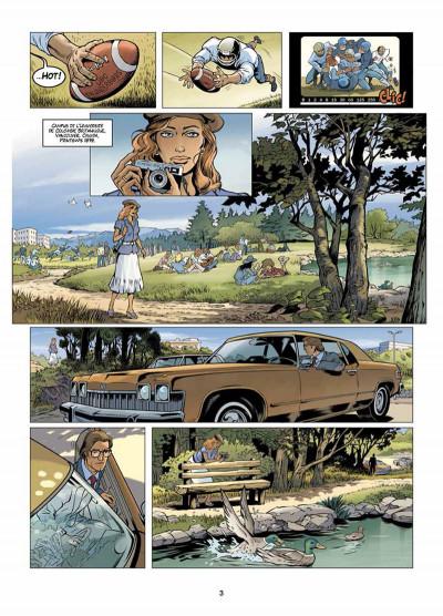 Page 1 Trains de légende tome 3 - Le Transsibérien