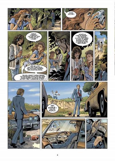 Page 2 Trains de légende tome 3 - Le Transsibérien