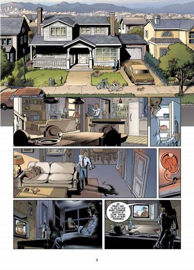Page 3 Trains de légende tome 3 - Le Transsibérien