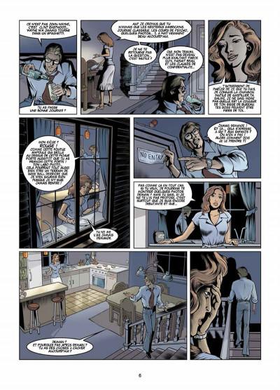 Page 4 Trains de légende tome 3 - Le Transsibérien