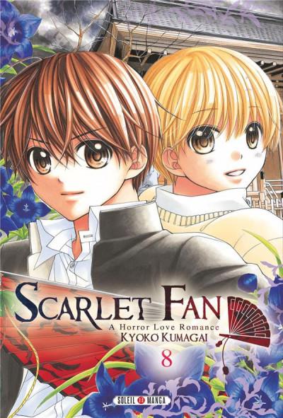 Couverture Scarlet Fan tome 8