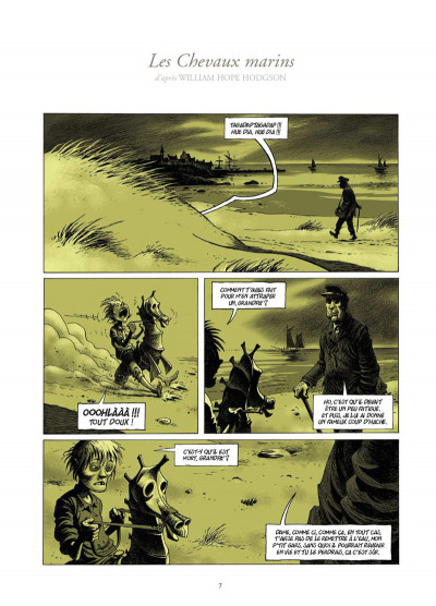 Page 1 Hommes à la mer