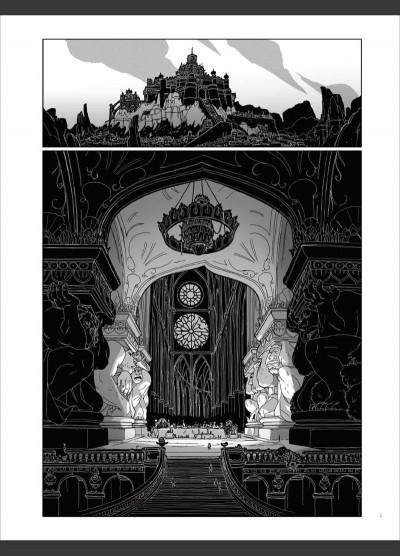 Page 1 Les ogres-dieux tome 1 - Petit