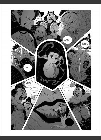 Page 3 Les ogres-dieux tome 1 - Petit