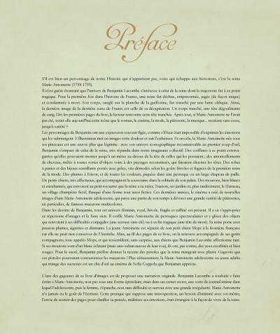 Page 6 Marie-Antoinette - Carnet secret d'une reine