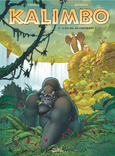 Couverture Kalimbo tome 2