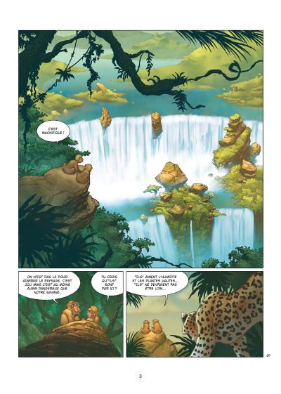 Page 1 Kalimbo tome 2