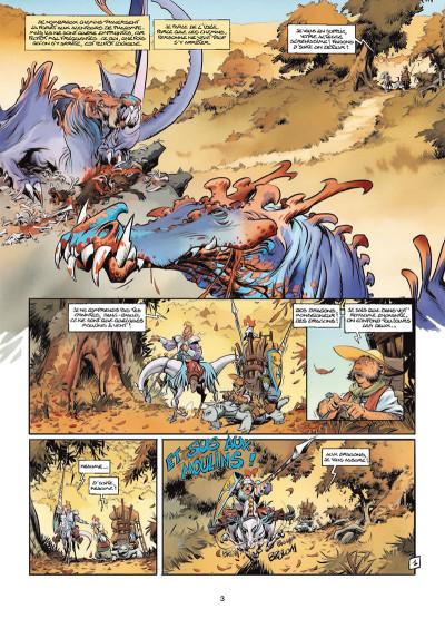 Page 1 Trolls de Troy tome 19 - Pas de Nöl pour le père Grommël