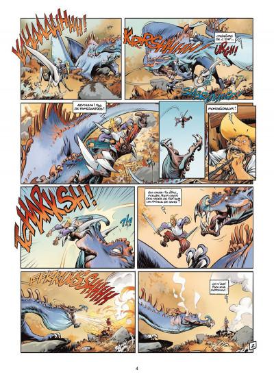 Page 2 Trolls de Troy tome 19 - Pas de Nöl pour le père Grommël