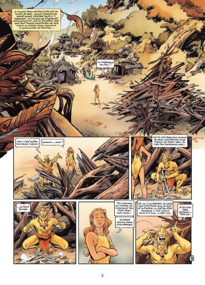 Page 3 Trolls de Troy tome 19 - Pas de Nöl pour le père Grommël