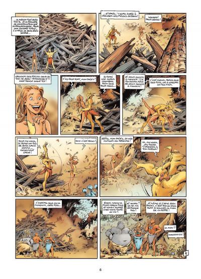 Page 4 Trolls de Troy tome 19 - Pas de Nöl pour le père Grommël