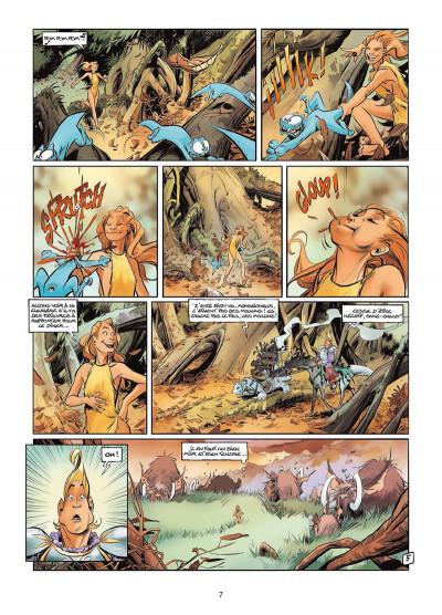 Page 5 Trolls de Troy tome 19 - Pas de Nöl pour le père Grommël