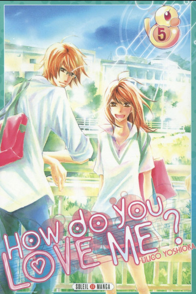 Couverture How do you love me ? tome 5