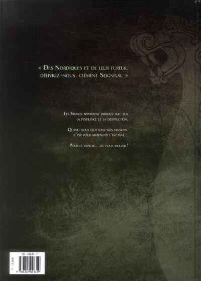Dos Erik le Rouge tome 2 - Vinland