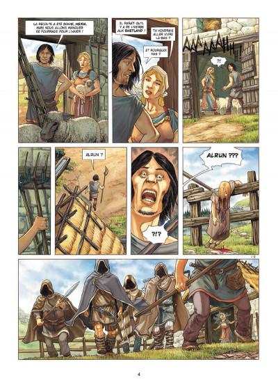 Page 2 Erik le Rouge tome 2 - Vinland