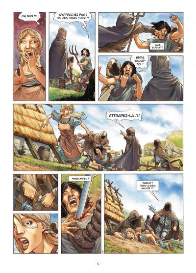 Page 3 Erik le Rouge tome 2 - Vinland
