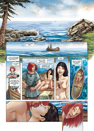Page 4 Erik le Rouge tome 2 - Vinland