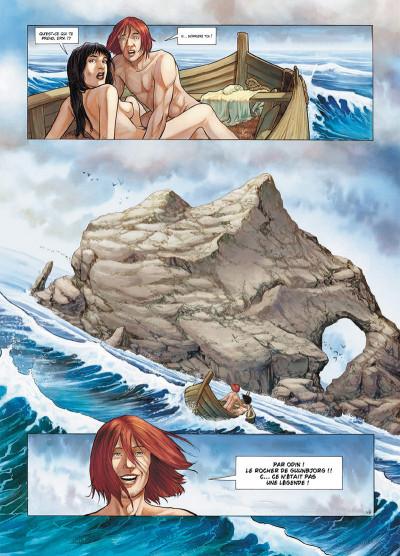 Page 5 Erik le Rouge tome 2 - Vinland