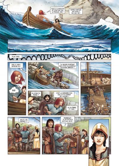 Page 6 Erik le Rouge tome 2 - Vinland