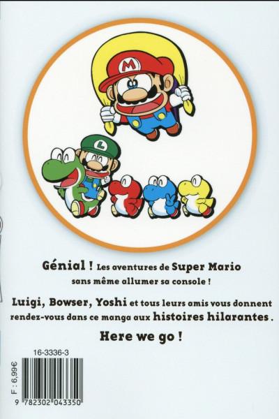 Dos Super Mario - Manga Adventures tome 1