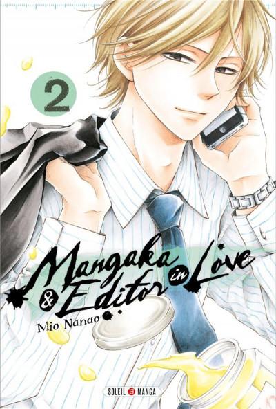 image de Mangaka & editor in love tome 2