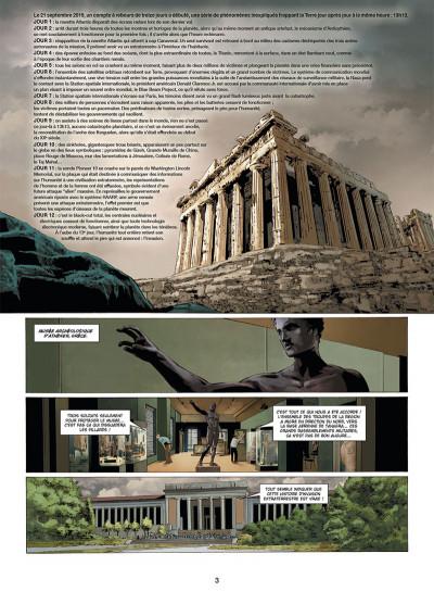 Page 1 Prométhée tome 11 - Le Treizième Jour